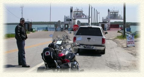 Drummond Island Ferry